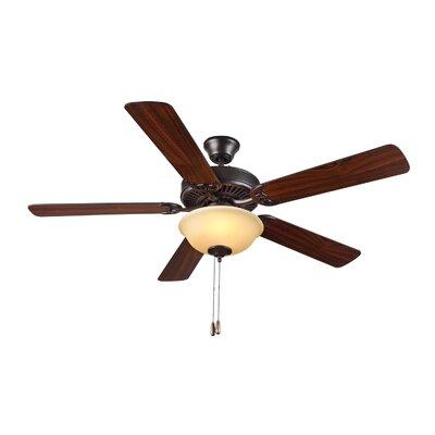 "52"" HomeBuilder II Ceiling Fan Product Photo"