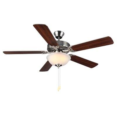 "52"" HomeBuilder II Ceiling Fan Product Photo"