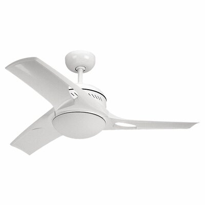 "38"" Mach One 3 Blade Ceiling Fan with Wall Remote Product Photo"