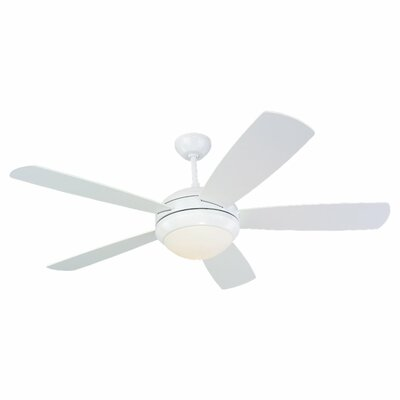 "52"" Discus 5 Blade Ceiling Fan Product Photo"