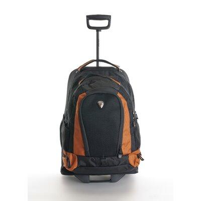 Lotus Adventure Travel Diplomat Detachable Rolling Backpack by CalPak