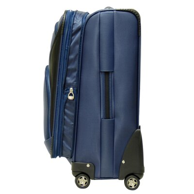 Sydney Expandable 3 Piece Spinner Luggage Set by CalPak