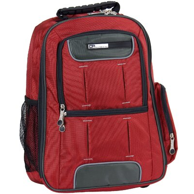 Armor Orbit Deluxe Laptop Backpack by CalPak
