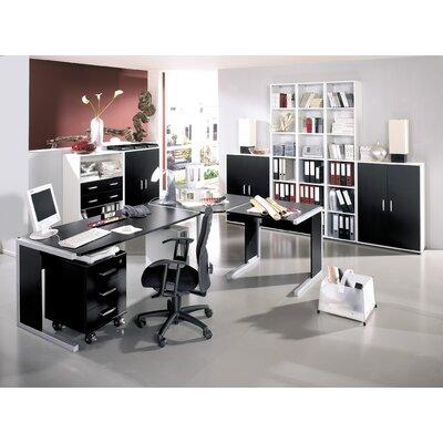 Roehr Büroset Black & White