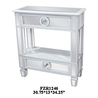 Lenox Console Table by Crestview