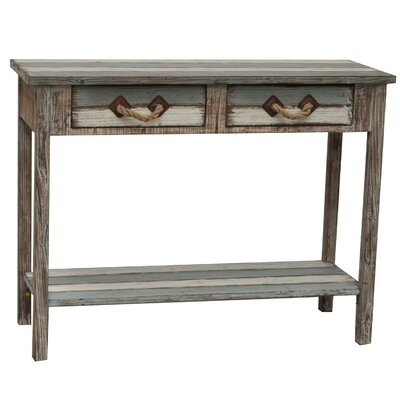 Nantucket Console Table by Crestview