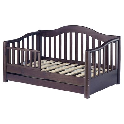 Sorelle Grande Toddler Daybed with Storage