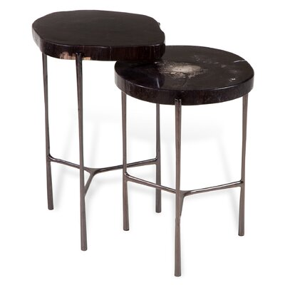 Mae 2 Piece Nesting Tables by Interlude
