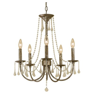 Tracee 5 Light Mini Chandelier by AF Lighting