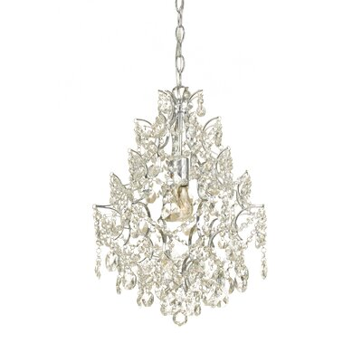 Cosmo 1 Light Mini Chandelier Product Photo