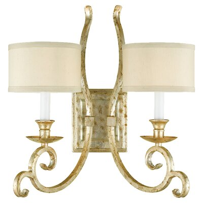 AF Lighting Lucy 2 Light Wall Sconce