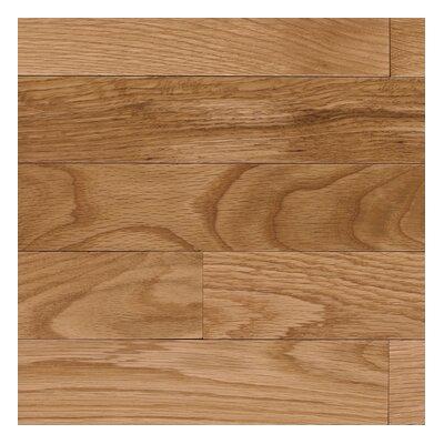 """Columbia Flooring Washington 2-1/4"""" Solid Oak Hardwood Flooring in Toffee"""