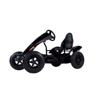 Black Edition BFR Pedal Go Kart by Berg Toys