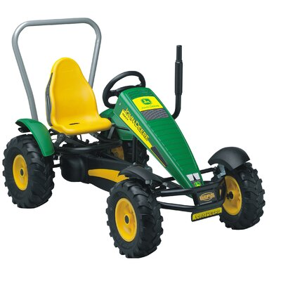 John Deere BF-3 Pedal Tractor by Berg Toys