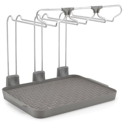 Wine Glass Drying Rack by Polder
