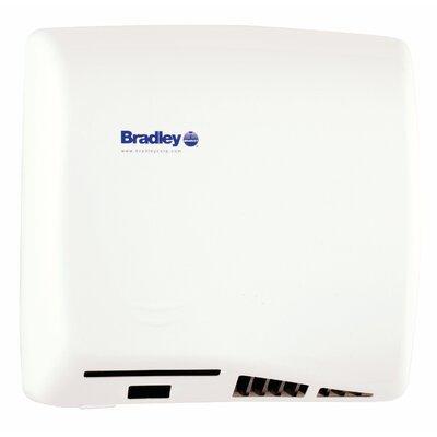 Aerix Hand Dryer in White by Bradley Corporation