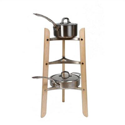 J.K. Adams Cookware Standing Pot Rack