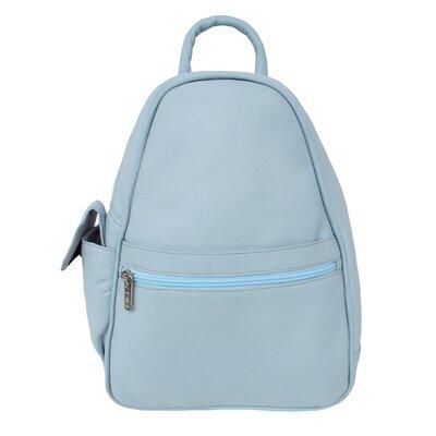 Fashion Avenue Tri-Shaped Sling Backpack by Piel