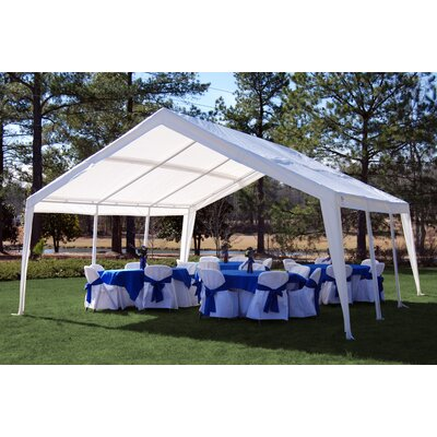 King Canopy 20 Ft. W x 20 Ft. D Canopy