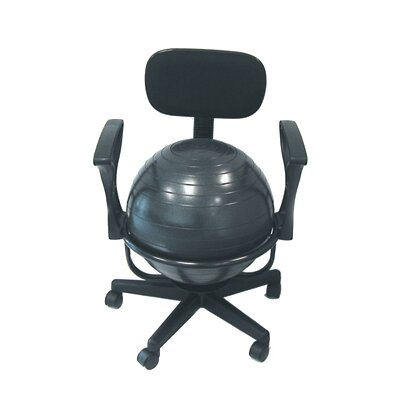 Cando Adjustable Ball Chair
