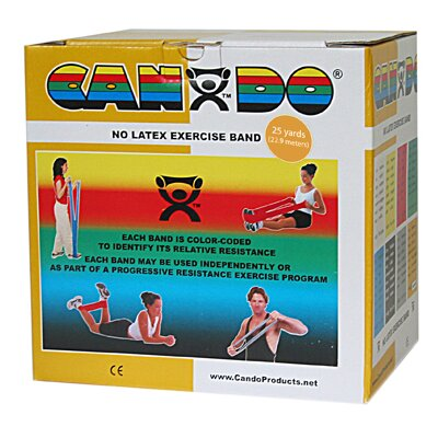Triple Extra Heavy Exercise Band by Cando