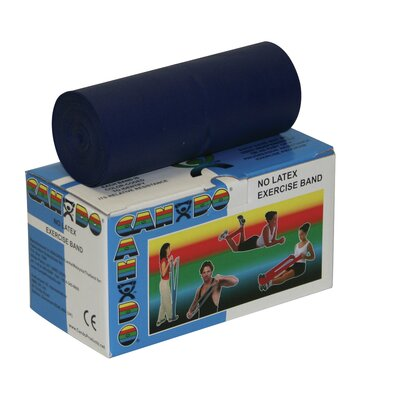 Ready-to-Use No Latex Exercise Band by Cando