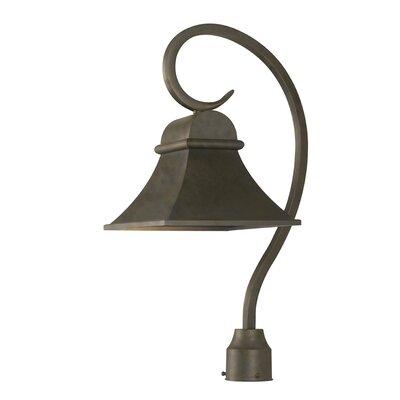 World Imports Dark Sky Revere 1 Light Outdoor Post Lantern