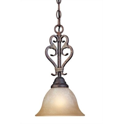 Olympus Tradition 1 Light Mini Pendant Product Photo