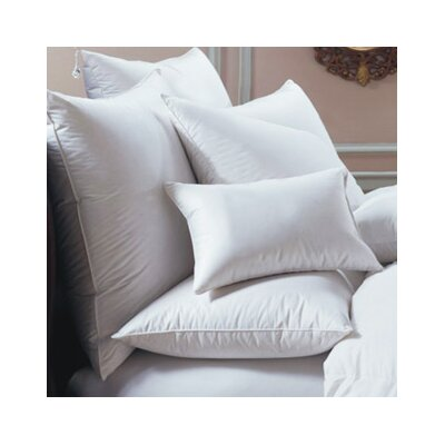 Bernina Euro 50% Goose Down / 50% Feathers Pillow by Downright