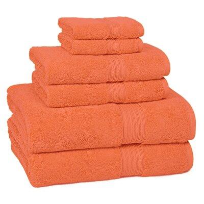 6 Piece Towel Set by Kassatex