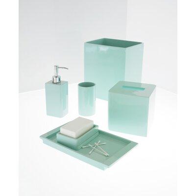 Kassatex Fine Linens Lacca Bath Accessories Waste Basket