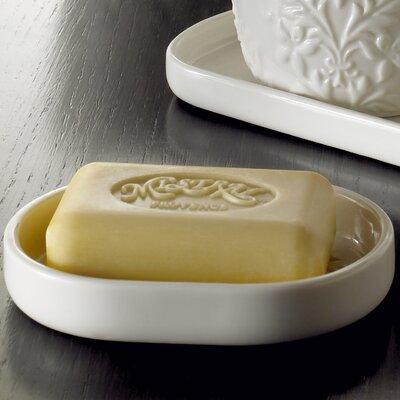 Parisian Collection Bath Accessories Soap Dish by Kassatex