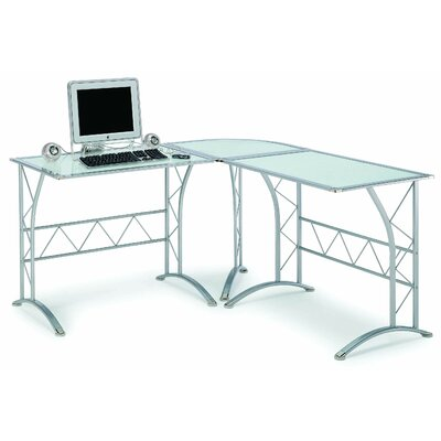 Computer Workstation Writing Desk by New Spec