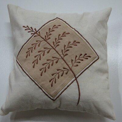 New Spec Inc Embroidery Grain Cotton Throw Pillow