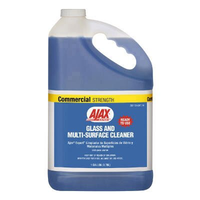 Ajax Expert Glass and Multi-Surface Cleaner Bottle