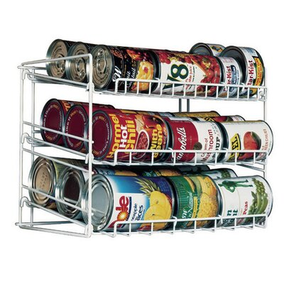 Can Food Rack