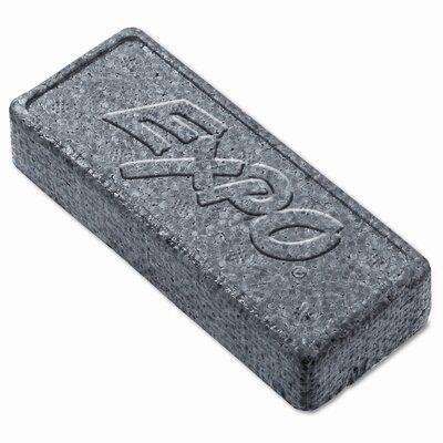 EXPO® Dry Erase Board Eraser, Soft Pile, 5 1/8w x 1 1/4h