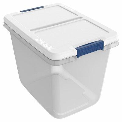 Hefty 29 Qt. Storage Container