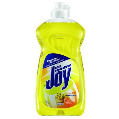Joy Dishwashing Liquid Bottle