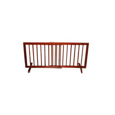 Step Over Free Standing Pet Gate by Cardinal Gates