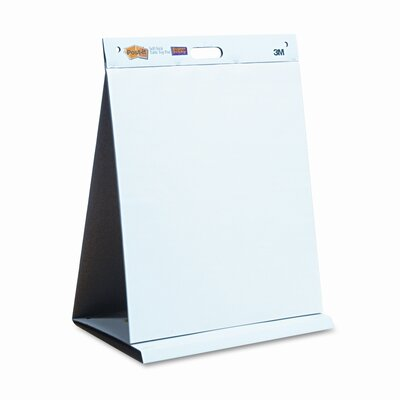 Post-it® Self-Stick Tabletop Easel Unrolled Pad