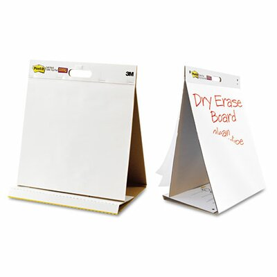 Post-it® Dry Tabletop Easel Unrolled Pad