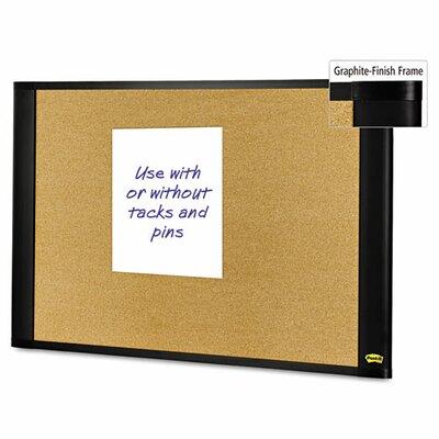 Post-it® Sticky Cork Wall Mounted Bulletin Board