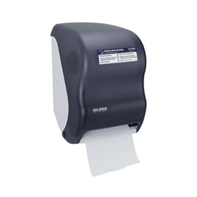 San Jamar Smart System Hand Washing Station in Black Pearl