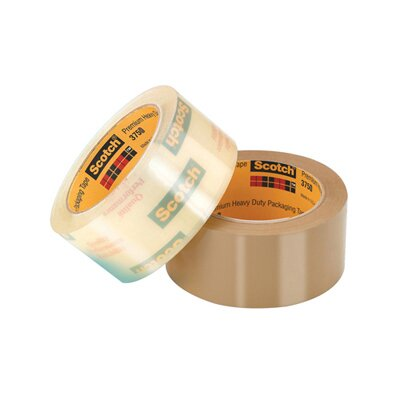 Scotch® Commercial Grade Packaging Tape in Clear