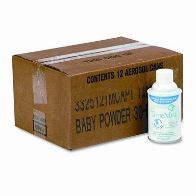 TimeMist® Metered Fragrance Dispenser Refills - 5.3-oz./ 12 per Carton
