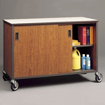 Fleetwood Mobile Arts and Crafts Shelf Cabinet