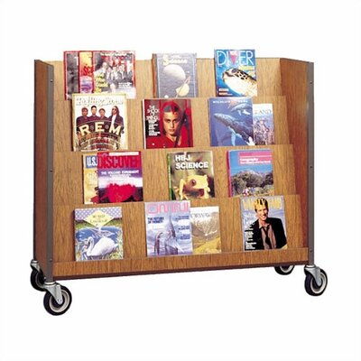 Fleetwood Book Cart