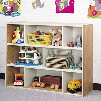 Fleetwood Koala-Tee Eight Cubby Storage Shelves