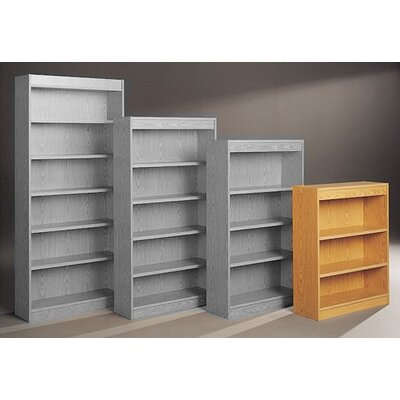 """Fleetwood Library Single Sided 44"""" Standard Bookcase"""